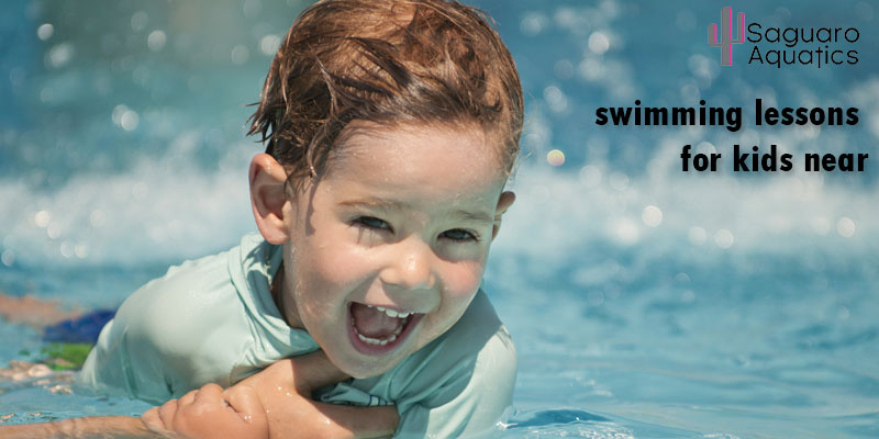 What are the mental benefits of swimming for kids?
