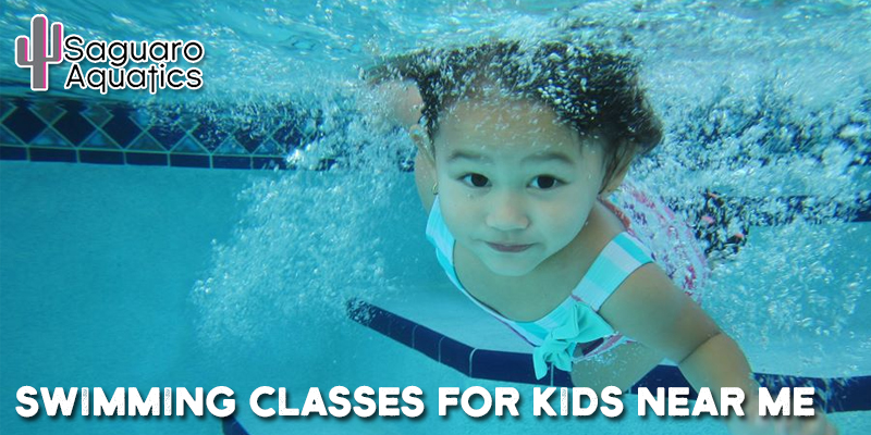 Swimming Lessons for Kids Near Me: Pool Games
