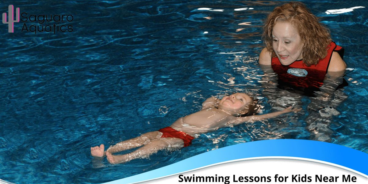 How Many Swimming Lessons Kids Need