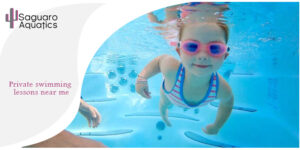 Private Swimming Lessons for Self-Conscious People